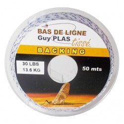 Backing - Guy Plas