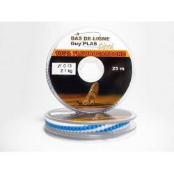 Nylon Bas de Ligne Guy Plas - Fluorocarbone