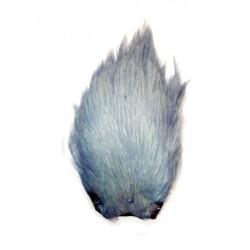 Cou de coq Teint GRIS Clair - Top Grade DVX