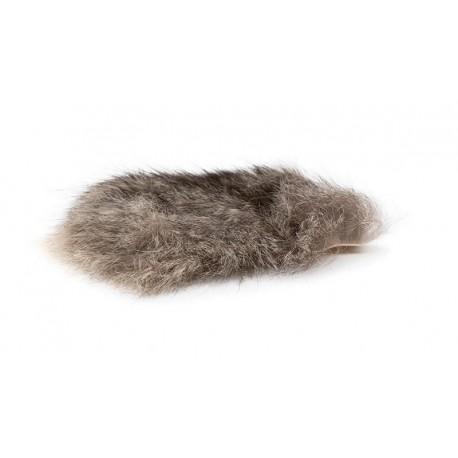 Poils Oppossum sur peau DVX