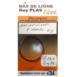 "Bas de ligne à noeuds ""Olivier Dez"""