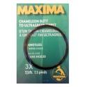 Bas de ligne sans noeud Maxima 7'1/2 (2,28m)
