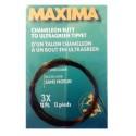 Bas de ligne sans noeud Maxima 12' (3,66m)