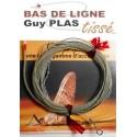 Bas de ligne Tissé Carnassier Tresse Acier - Guy Plas (1,80m)