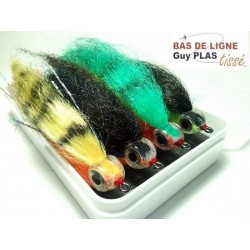 "Kit Streamers Carnassier ""Esox"" - Elite"