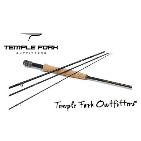 Canne TEMPLE FORK OUTFITTERS (Professional Series II)
