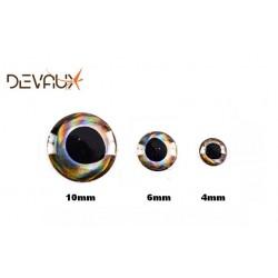 Yeux 3D LIVE Ice DVX
