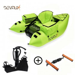 Float Tube Devaux - Kayak Tube CAP-V1000