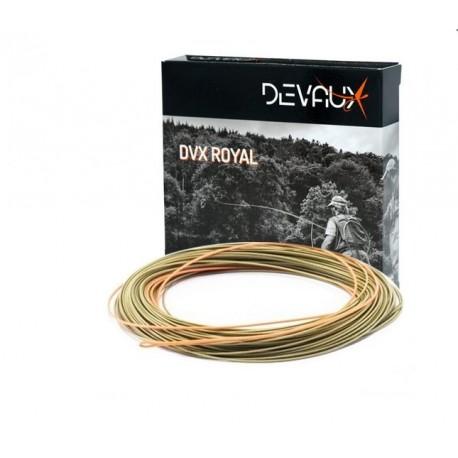 Soie mouche Synthétique DTX DVX ROYAL