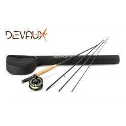Kit DEVAUX IZI - 9 pieds soie 7/8