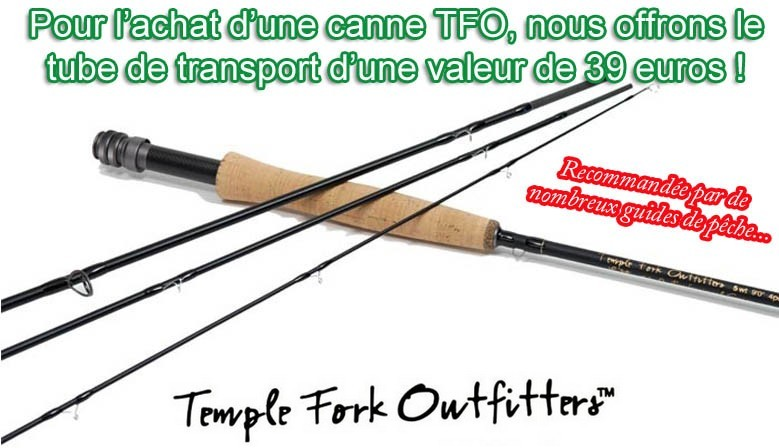 Canne Temple Fork Outfitters