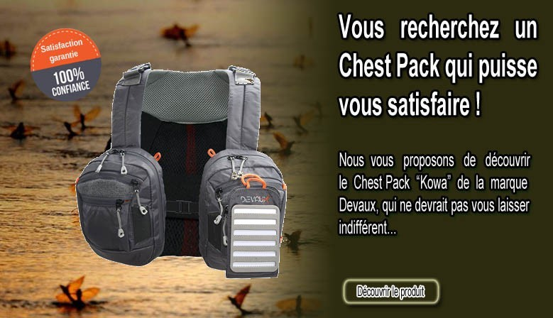 "Chest Pack ""KOWA"" Devaux"